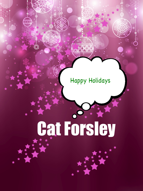 A Little Holiday Card For All love xx Cat Forsley
