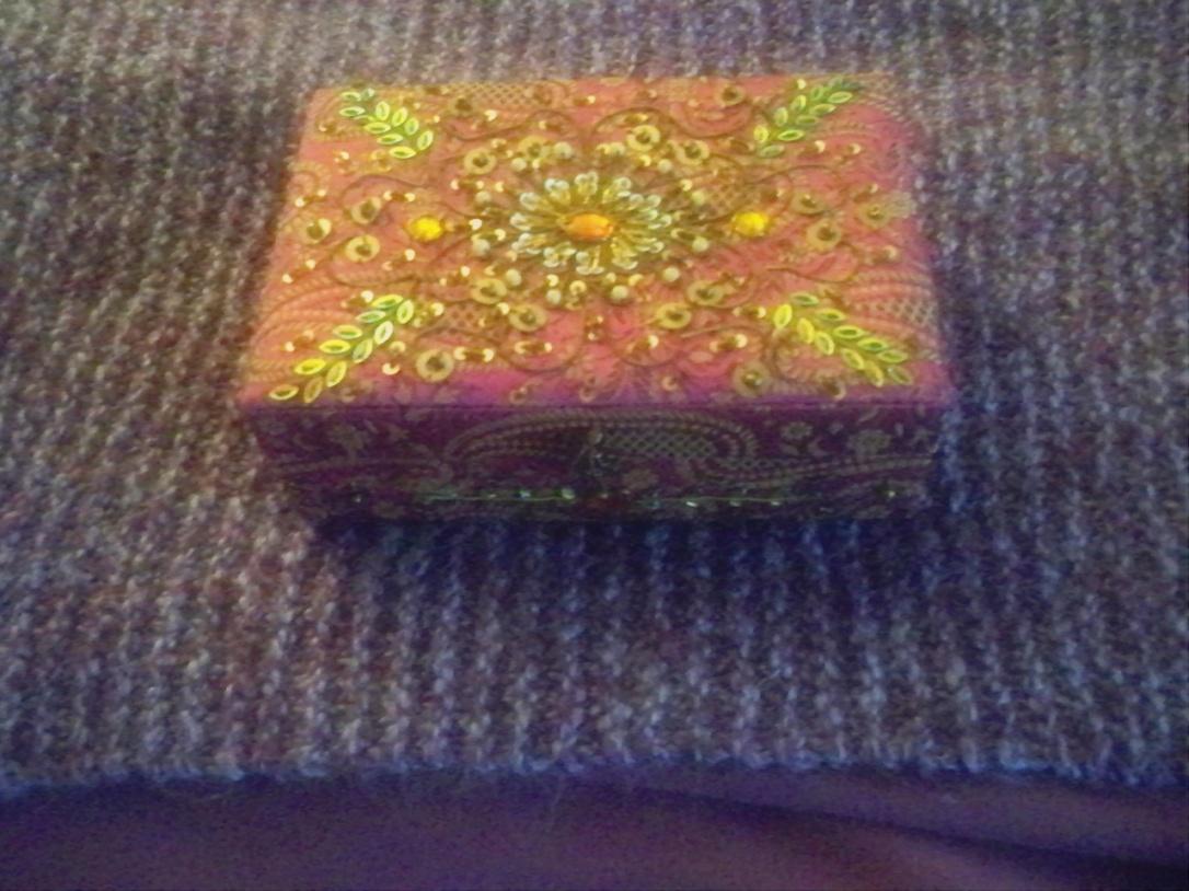 My Treasure Box