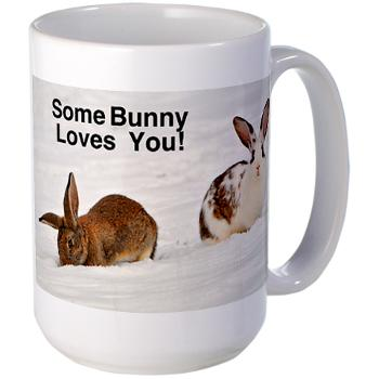 some bunny loves You Cat Forsley Designs