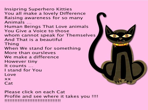 Love xo Cat xoxoxoxo !
