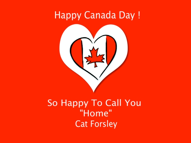 """So Happy To Call You """"Home """" Cat Forsley ©"""
