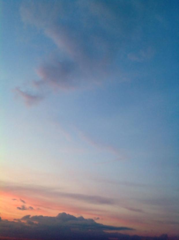 Love sky 3 Cat Forsley ©