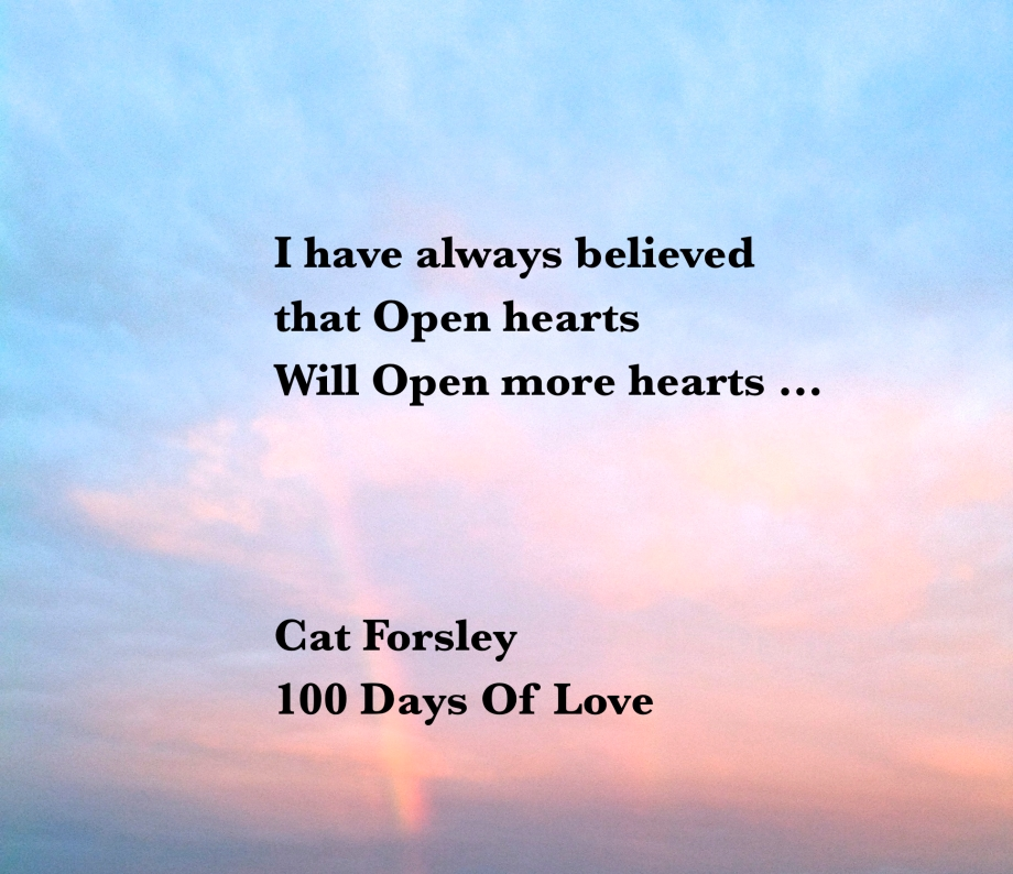 Trust - 100 Days of Love - Cat Forsley