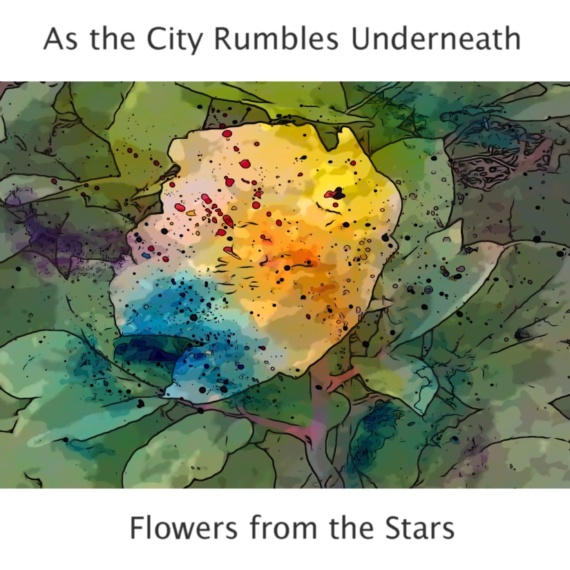 As The City Rumbles Underneath Flowers From The Stars