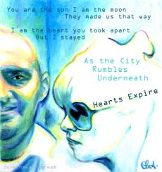 hearts-expire by Cha