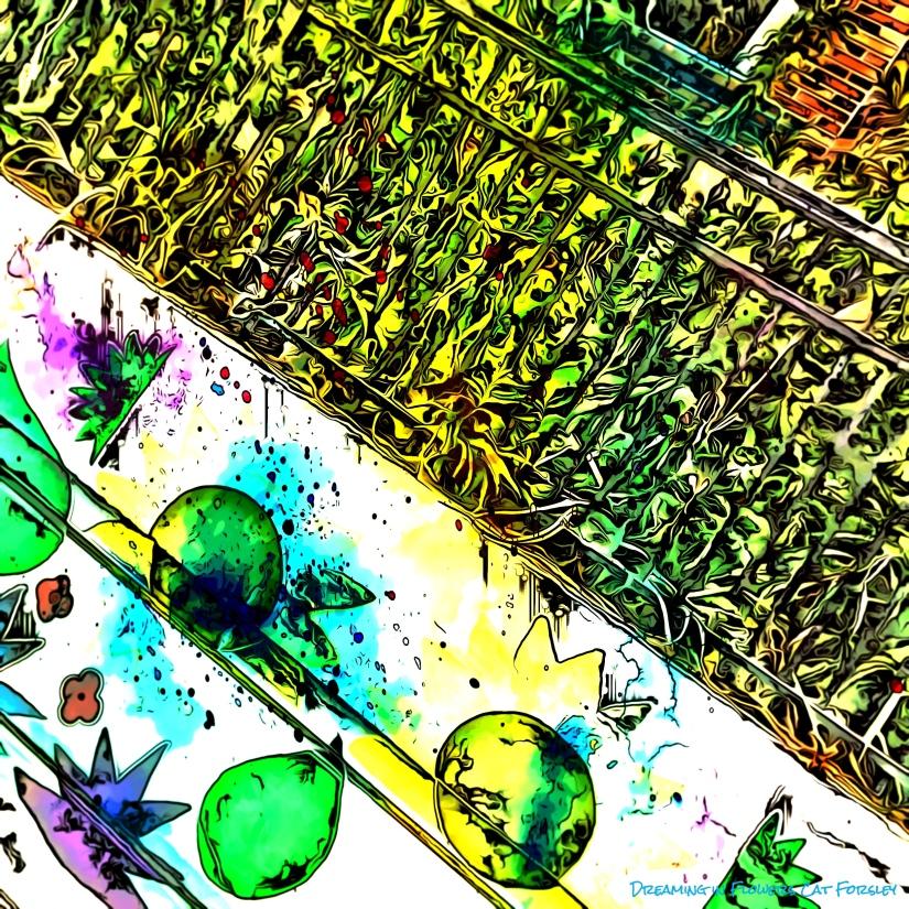 Dreaming In flowers Cat Forsley.jpg