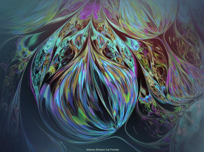 Intense Dreams Cat Forsley ©